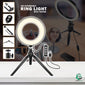 DIMMABLE 16CM LED RING LIGHT+TRIPOD