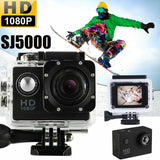 1080P HD ACTION CAMERA WATERPROOF SPORTS