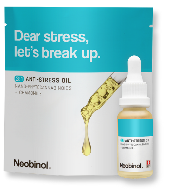 Anti-Stress Oil