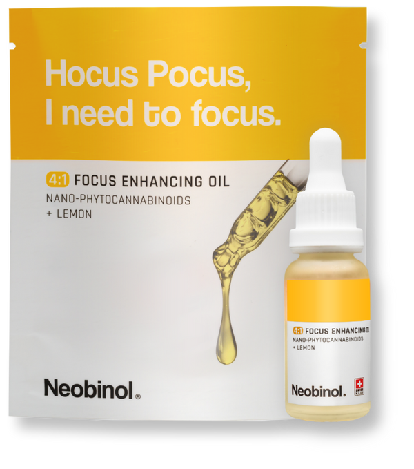 Focus Enhancing Oil