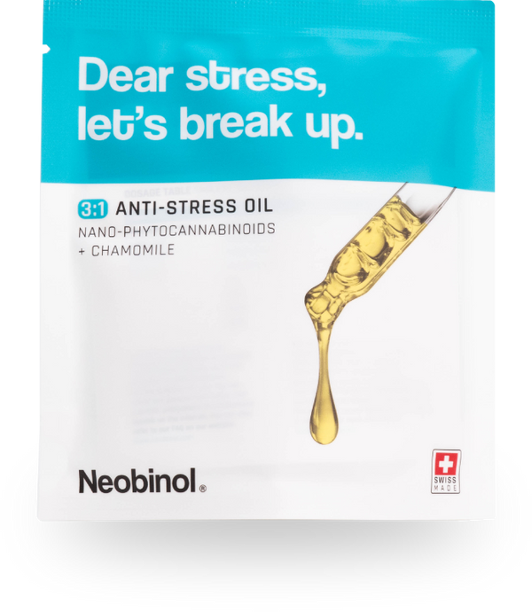 Anti-Stress Öl