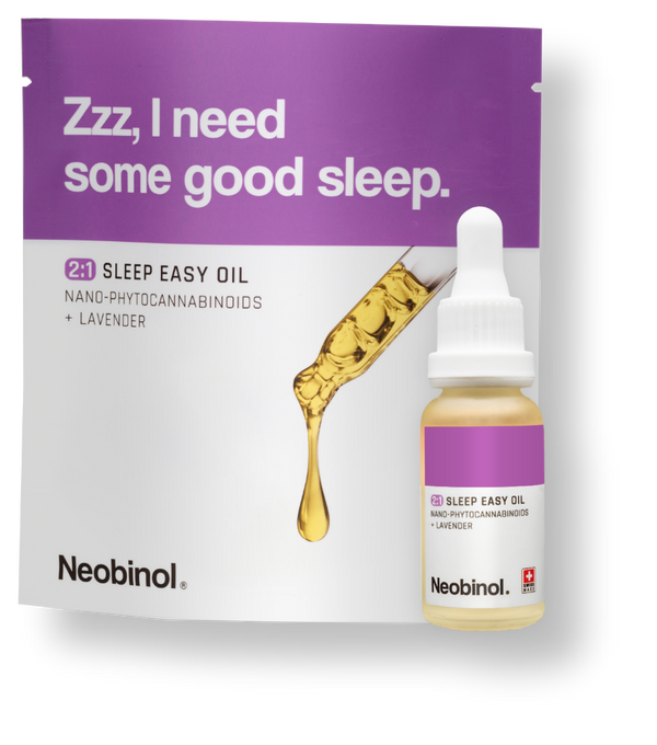 Sleep Easy Oil