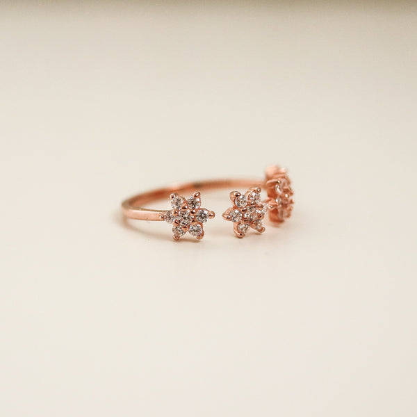 Starlight Ring (Rose Gold)
