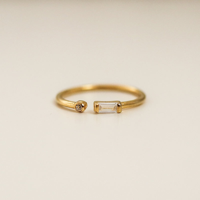 Duo Ring (Gold)