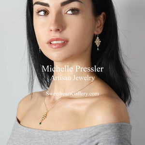 Simple, Yet Sophisticated, Modern, Yet Classical, The Art of Michelle Pressler Jewelry