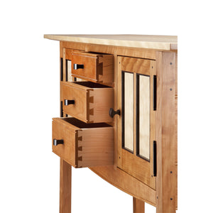 Thomas William Furniture, Craftsman Tom Dumke, Contemporary Handcrafted Furniture