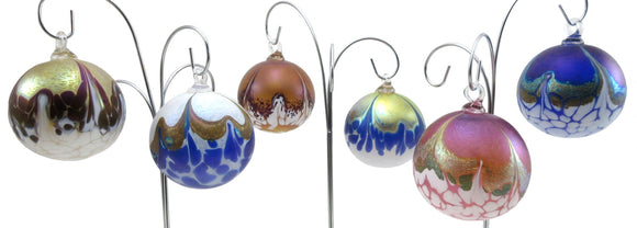 The Furnace Glassworks Blown Glass Ornaments