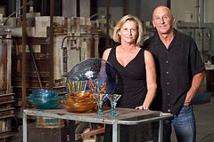 John and Natali McClurg Profile Owners of Fire and Light