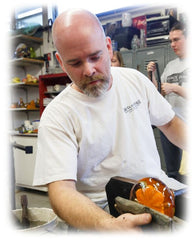 About Lee Wassink, Founder of The Glass Forge, Master Glass Artist