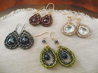 Michelle Pressler Jewelry Earrings Display 6