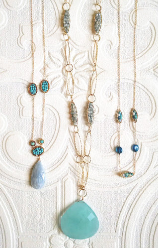 Michelle Pressler Jewelry Necklace Display 5
