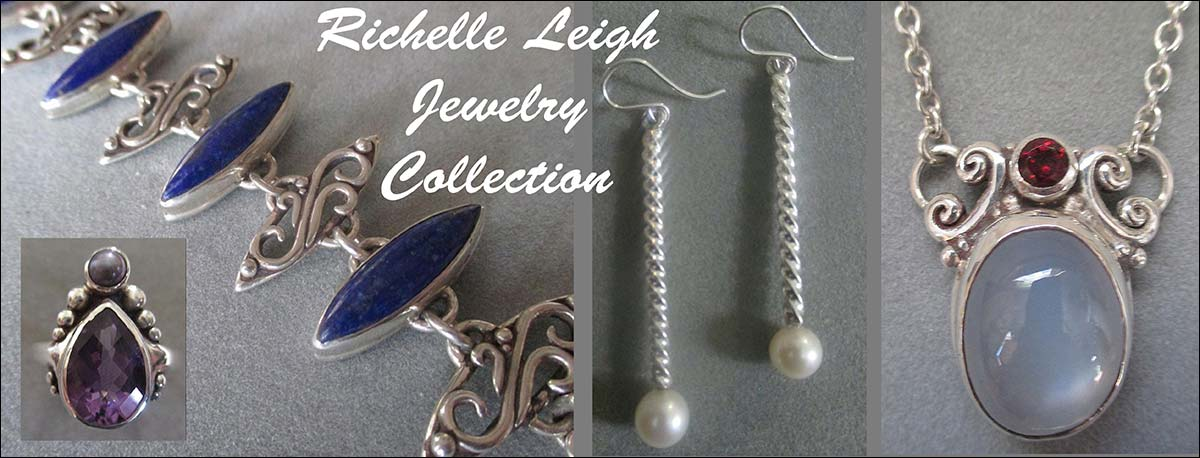 Richelle Leigh Jewelry Collection, 14Kt Gold, Sterling Silver, Diamonds