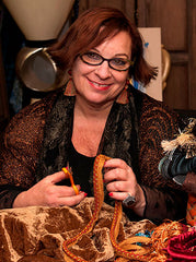 Robin Lennon Apparel Artist, Handcrafted Shawls and Wraps