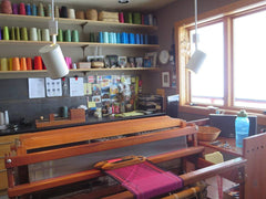 Pamela Whitlock, Sosumi Weaving Studio Images 1
