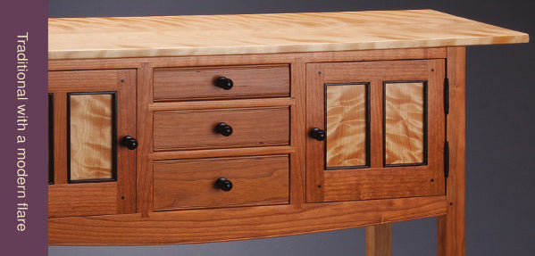 Thomas William Furniture, Artisan handcrafted Furniture