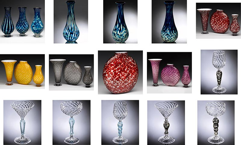 Hot Glass Alley, Jake Pfeifer Art Glass, Handblown Glass Products Image 3