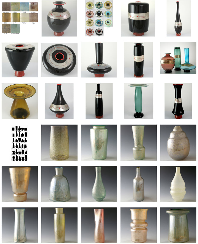Studio Paran, Richard Jones, Master Glass Blower, Products Group Image 1