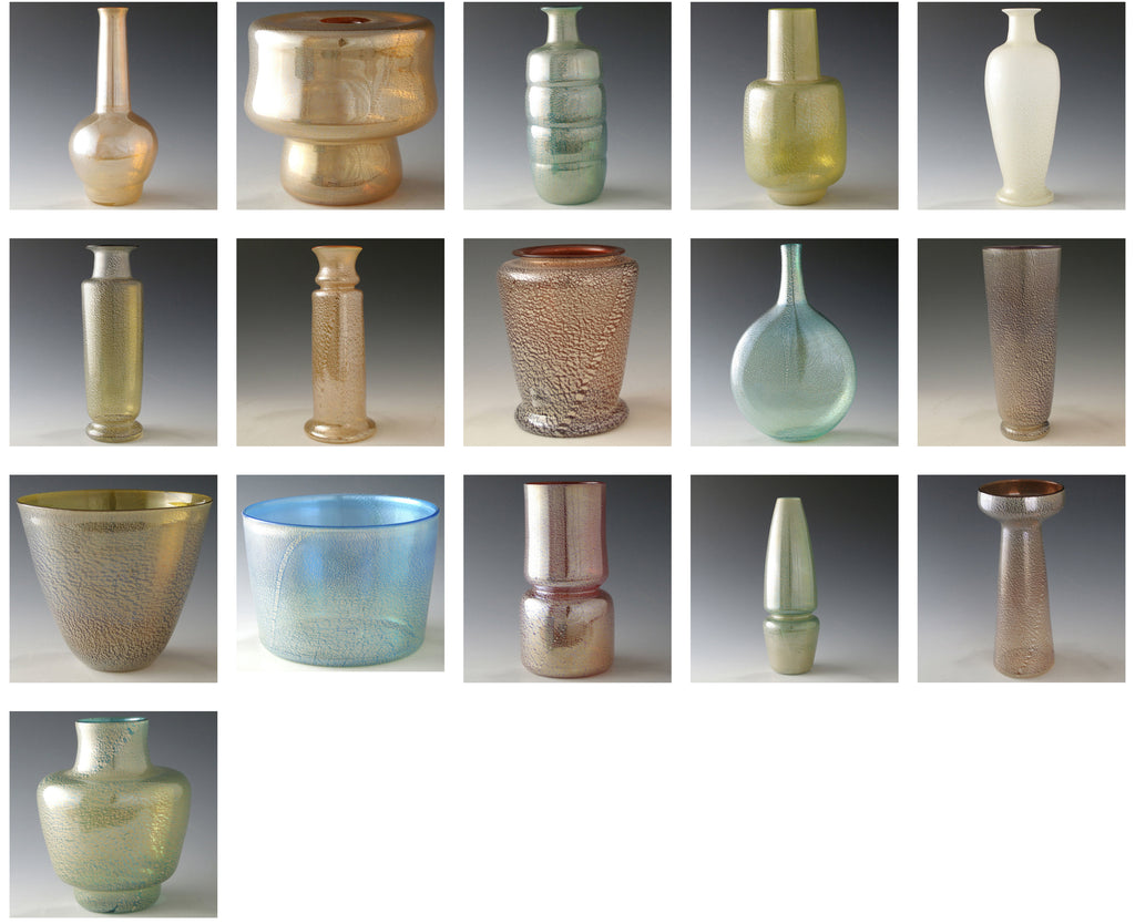 Studio Paran, Richard Jones, Master Glass Blower, Products Group Image 2