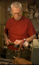 Alan Davis, Winchester Woodworks, Profile Image