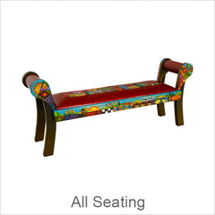 Artistic Seating-Chairs-Benches, Artistic Artisan Designer Seating