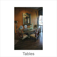 Artistic Tables, Contemporary Artisan Designer Tables