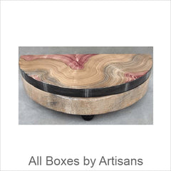 Artistic Boxes, Contemporary Artisan Designer Boxes: Box Artisans