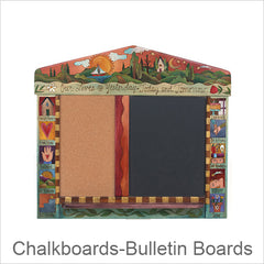 Artistic Chalkboards, Bulletin Boards, Artisan Designer Chalkboards, Bulletin Boards
