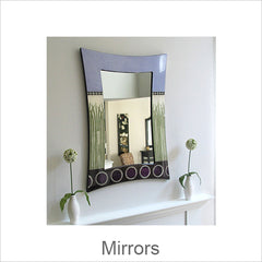 Artistic Mirrors, Contemporary Artisan Designer Mirrors: Categories