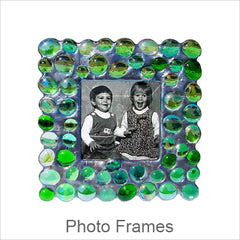 Artistic Photo Frames, Contemporary Artisan Designer Photo Frames