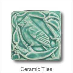 Artistic Ceramic Tiles, Contemporary Artisan Designer Tiles