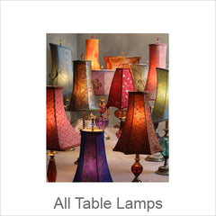 All Artistic Table Lamps, Contemporary Artisan Designer Table Lamps