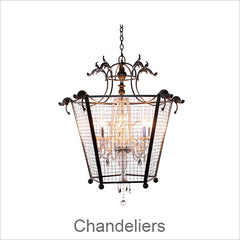 Artistic Chandeliers, Contemporary Artisan Designer Chandeliers