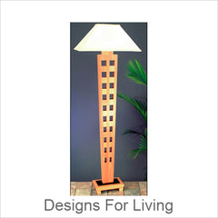 Designs For Living Table Lamps and Floor Lamps, Contemporary Artisan Designer Lamps