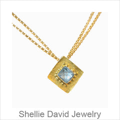 Shellie David Jewelry, Artistic Artisan Designer Jewelry