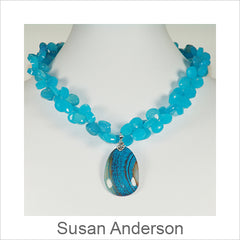 Susan Anderson Design Jewelry, Artistic Artisan Designer Jewelry
