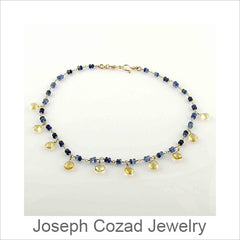 White Cloud Creations, Joseph Cozad, Fashion Jewelry, Beaded Earrings and Necklaces