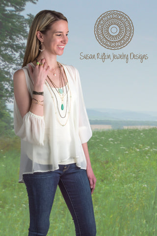 Susan Rifkin Jewelry Designs, Artisan Handcrafted Jewelry made in the USA