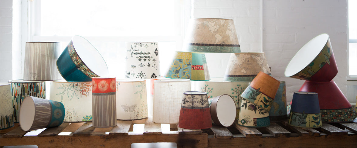 Ugone & Thomas Ceramic Lamp Shades