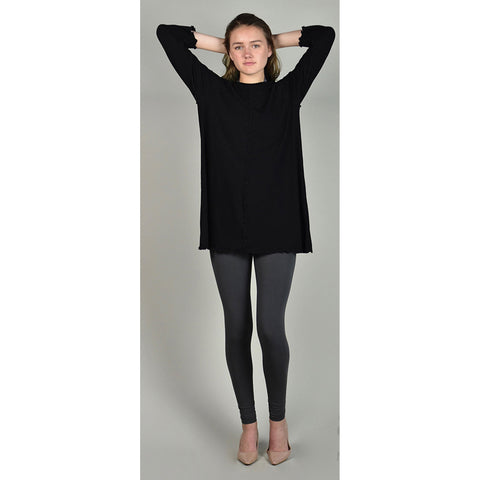Angelrox Clothing Swing Top Shown In Black Designer Clothing Apparel Art Wear