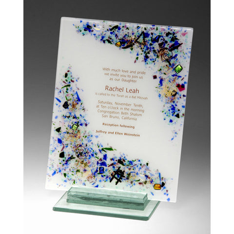 Invitation Piece Celestial INV3 by Beames Designs by Beames Designs