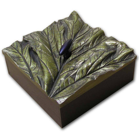 Blindspot Boxes by Deborah Childress Acanthus Box Artistic Artisan Boxes