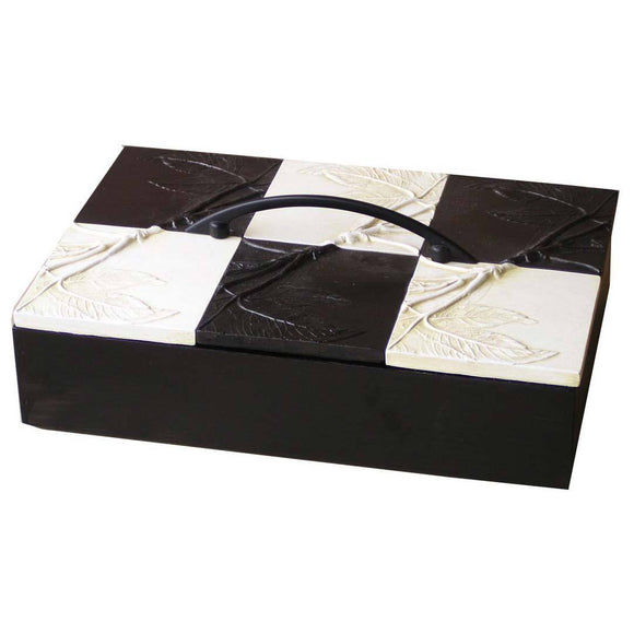Blindspot Boxes by Deborah Childress Buckeye Box Artistic Artisan Boxes