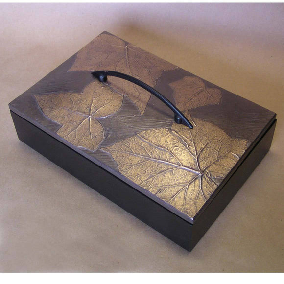 Blindspot Boxes by Deborah Childress English Ivy Box Artistic Artisan Boxes