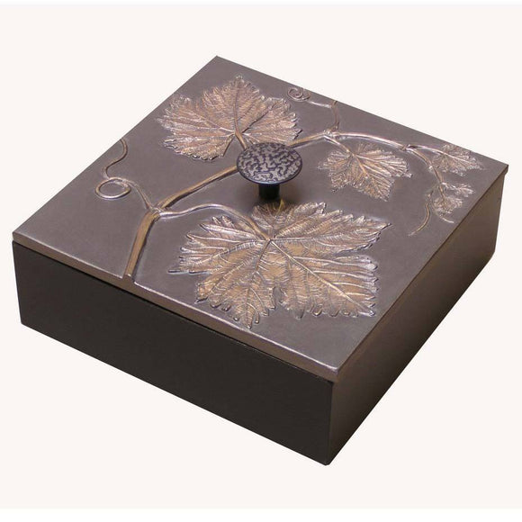 Blindspot Boxes by Deborah Childress Grapevine Box Artistic Artisan Boxes