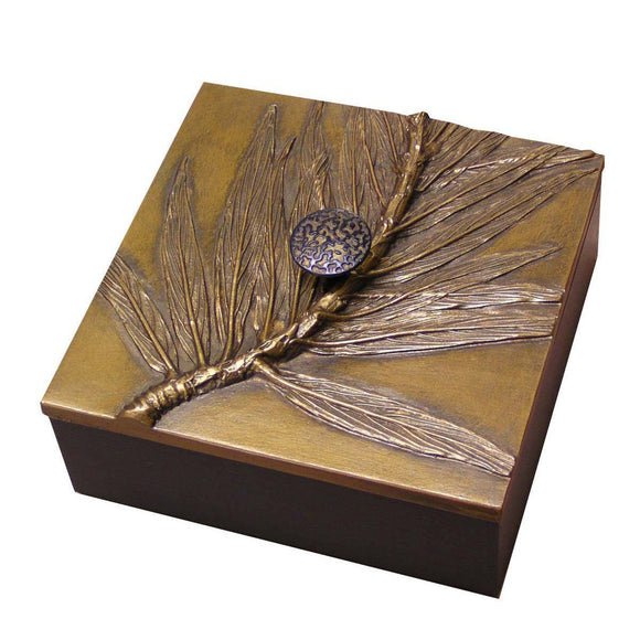 Blindspot Boxes by Deborah Childress Pride of Madeira Box Artistic Artisan Boxes