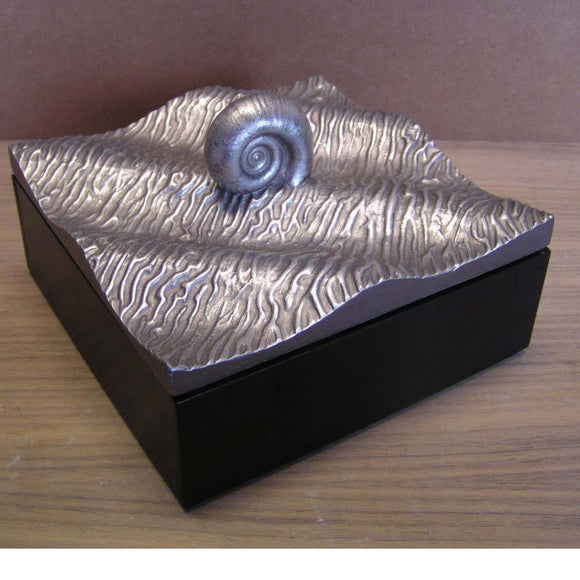 Blindspot Boxes by Deborah Childress Sea Box Artistic Artisan Boxes