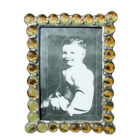 Jewel Yellow Photo Frame JB-Y by Diane Markin