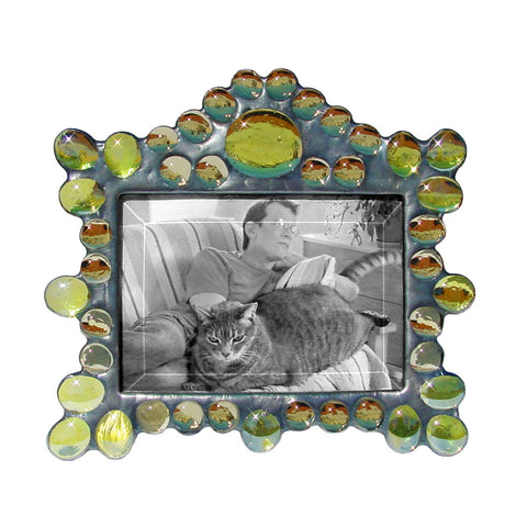 Marquee Horizontal Yellow Photo Frame MH-Y by Diane Markin