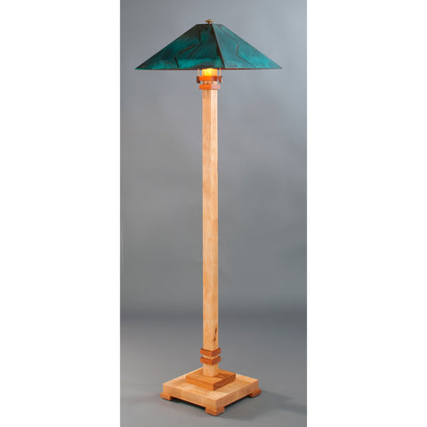 San Jose Floor Lamp 8000-L4 by Franz GT Kessler Designs