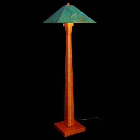 Santa Rosa Floor Lamp 3300-L3 by Franz GT Kessler Designs
